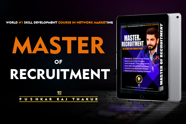 Master of Recruitment cover