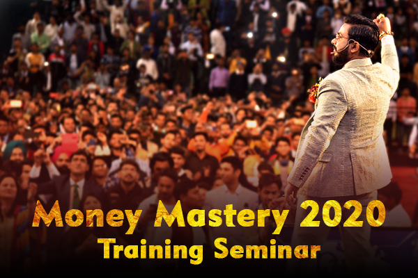 Money Mastery Training Seminar 2020 cover