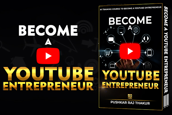 Become a Youtube Entrepreneur cover